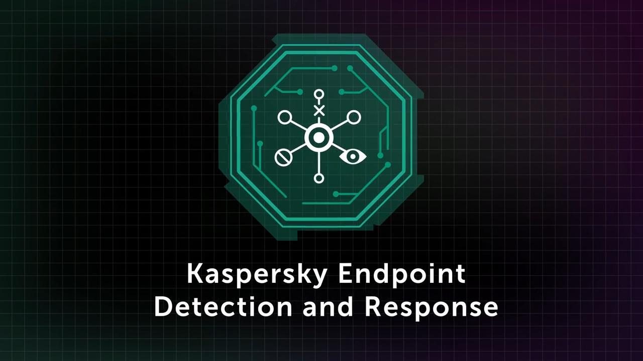 Kaspersky EDR